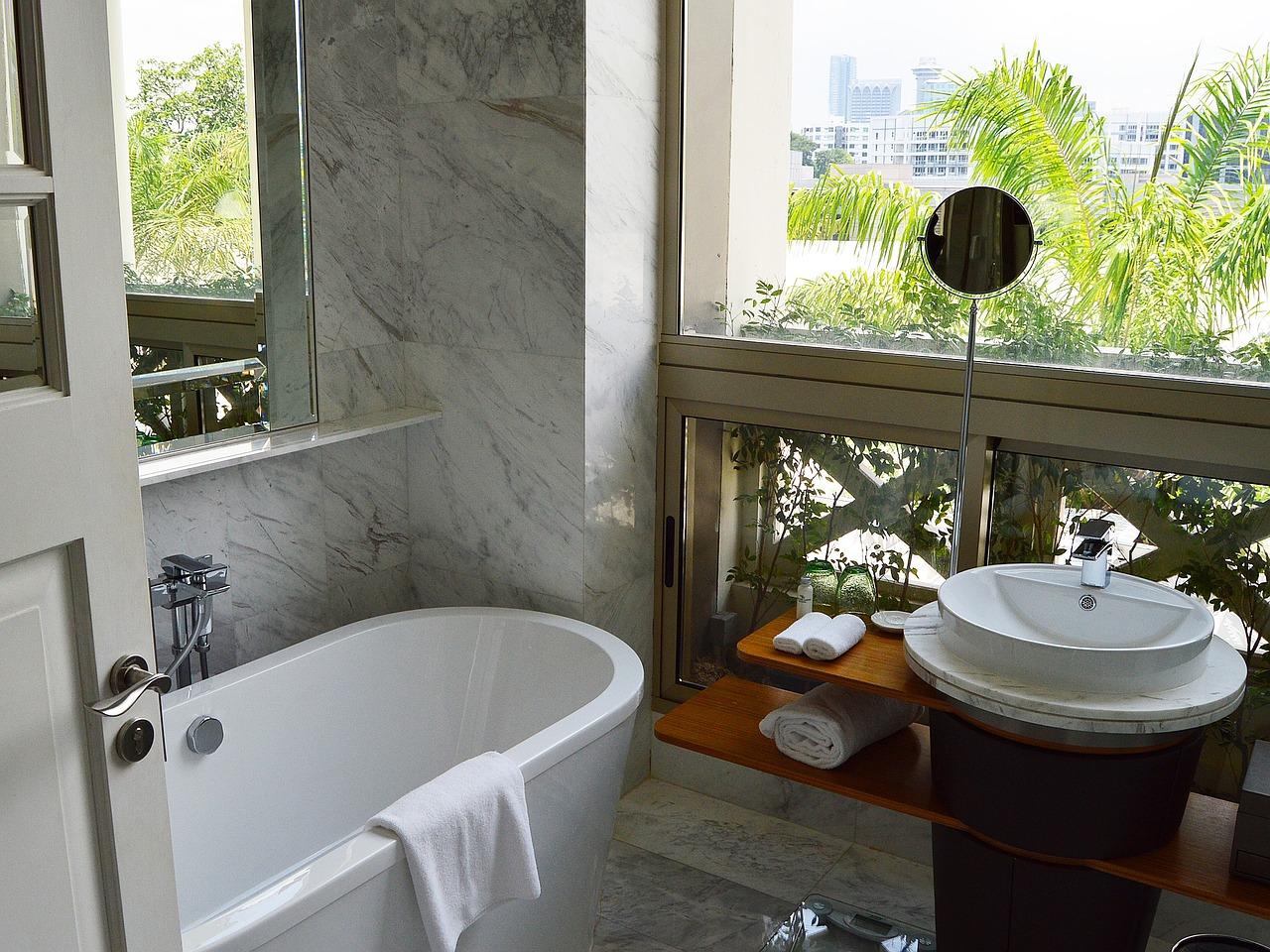 bathroom hotel plumbing - aaahomemaster.com